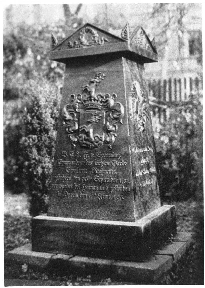 Bernhard Karl Ludwig Friedrich von Schőning