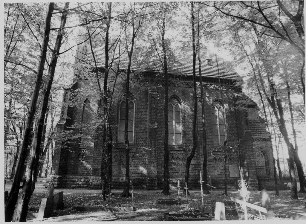 Stan w 1985 roku, fot. Z. Łabęcki