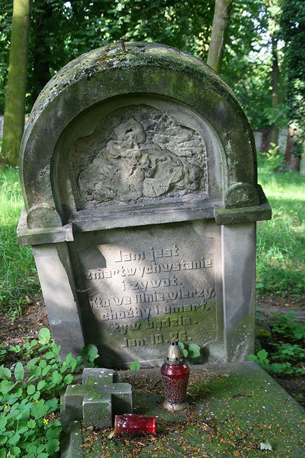 Cmentarz Opole ul. Wrocławska
